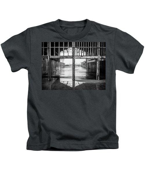 Casino Reflection Kids T-Shirt