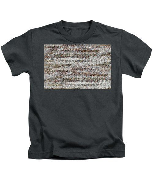 Cataloged Moments Kids T-Shirt