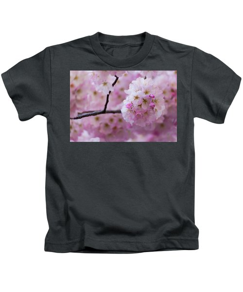 Cherry Blossom 8624 Kids T-Shirt