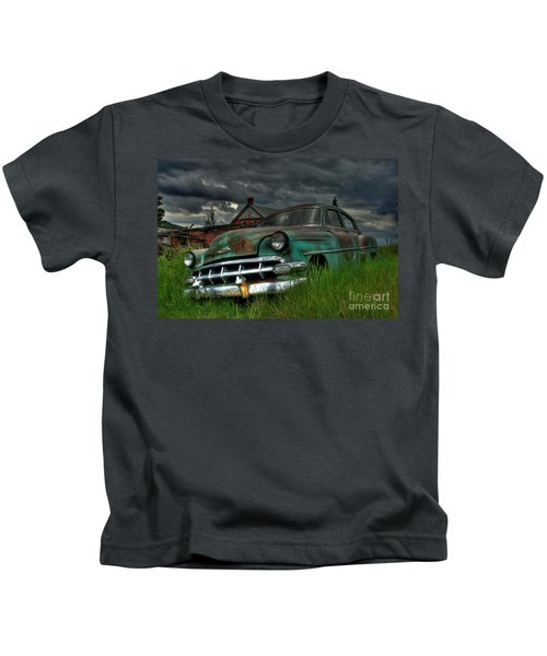 Chevy  Bel Air Kids T-Shirt