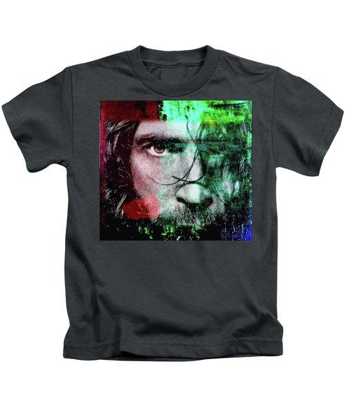 Chris Cornell Kids T-Shirt