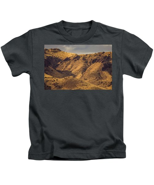 Chupadera Mountains Kids T-Shirt