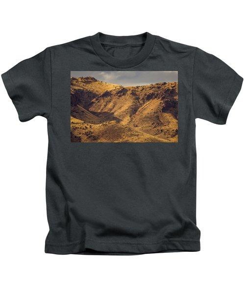 Chupadera Mountains Kids T-Shirt