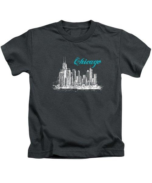 City Of Chicago T-shirt Kids T-Shirt