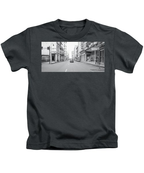 City Street, Havana Kids T-Shirt