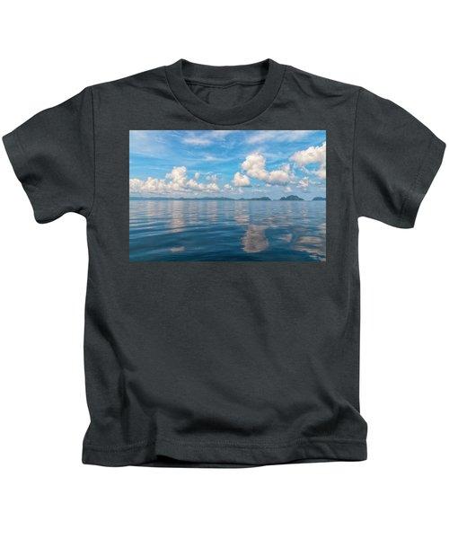 Clouded Bliss Kids T-Shirt