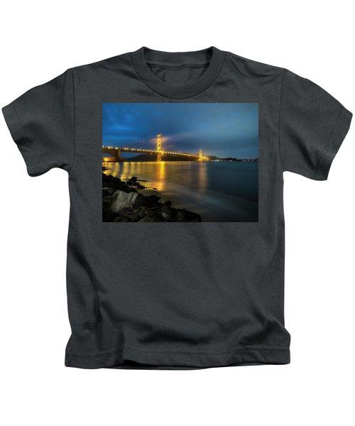 Cold Night- Kids T-Shirt