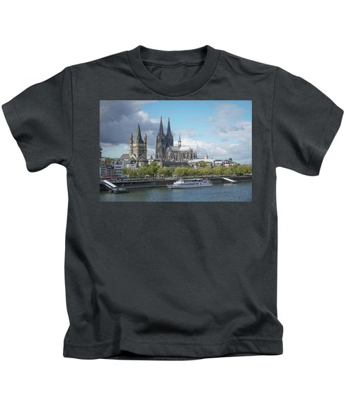 Cologne, Germany Kids T-Shirt