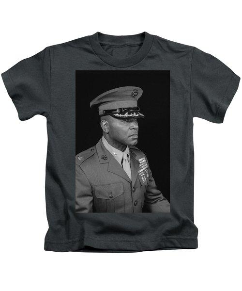 Colonel Al Trimble Kids T-Shirt