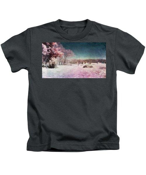 Colorful World Kids T-Shirt
