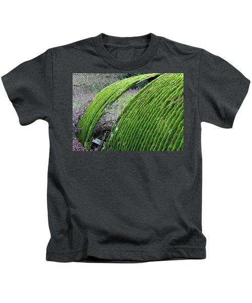 Colours. Green Kids T-Shirt
