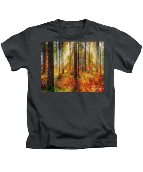 Colours Of Nature 02 Kids T-Shirt