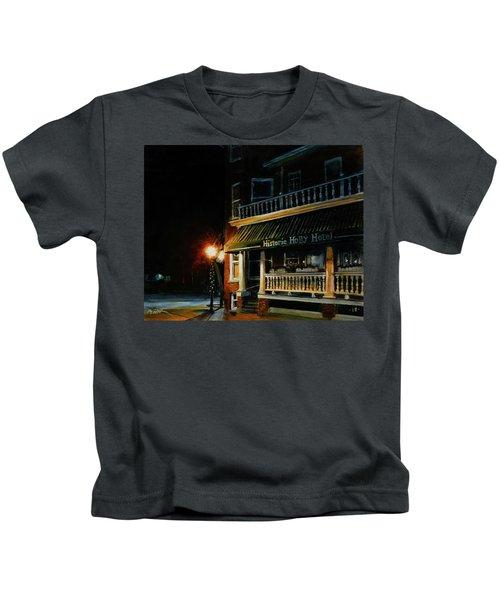 Corner Light Kids T-Shirt