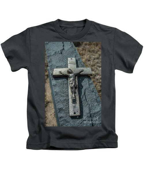 Crucifix Kids T-Shirt