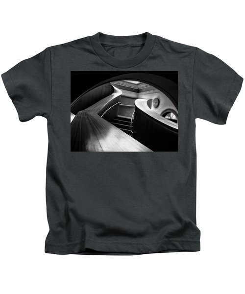Curves  Kids T-Shirt