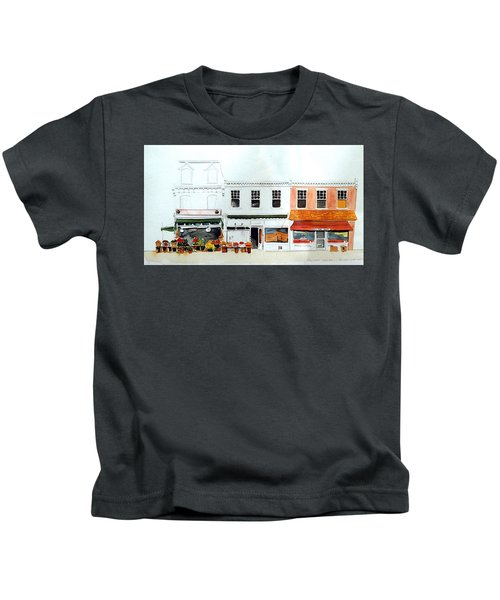 Cutrona's Market On King St. Kids T-Shirt