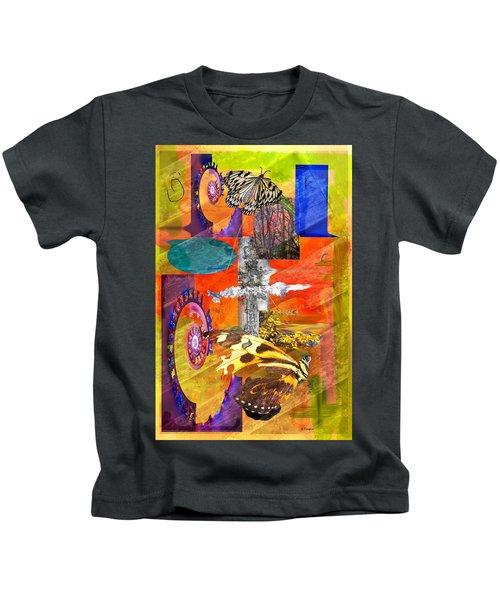 Daliesque Dreaming Kids T-Shirt
