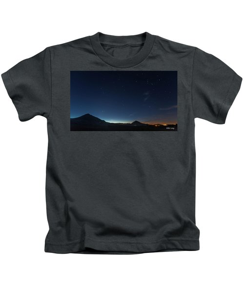 Dawn's Early Light Kids T-Shirt