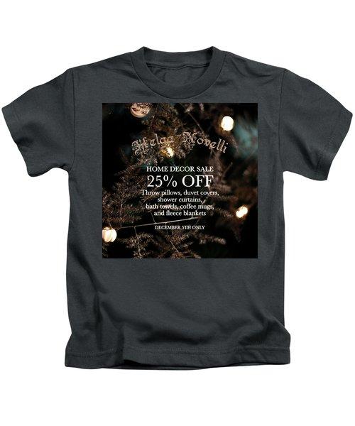 December Offers Kids T-Shirt