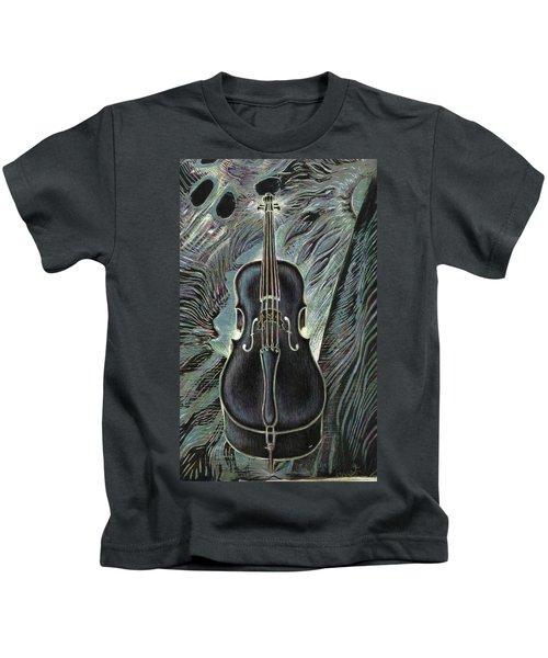 Deep Cello Kids T-Shirt