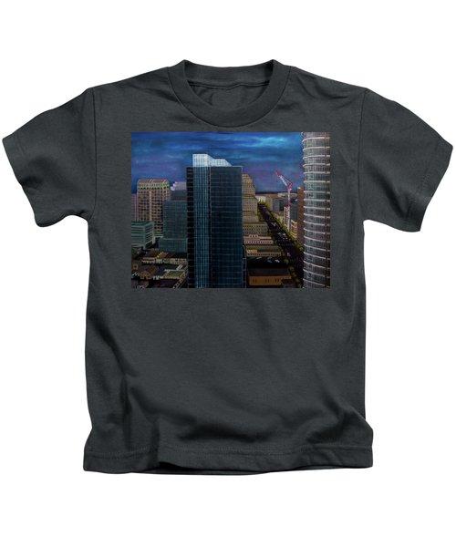 Discordant Chords Kids T-Shirt