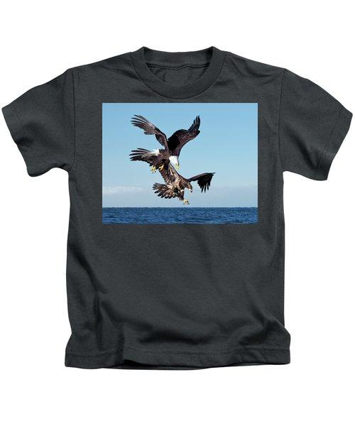 Diving Duo Kids T-Shirt