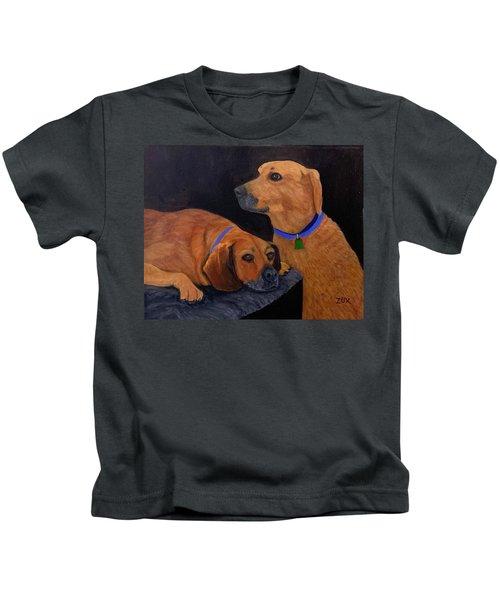 Dog Love Kids T-Shirt