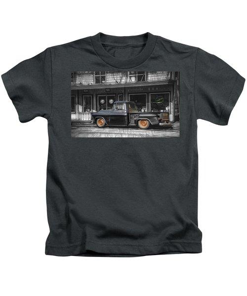 Downtown Truck Kids T-Shirt