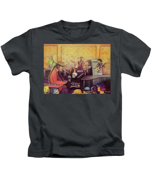 Dr John At Lake Dillon Amphitheater Kids T-Shirt
