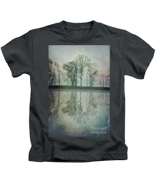 Dramatic Reflection Kids T-Shirt