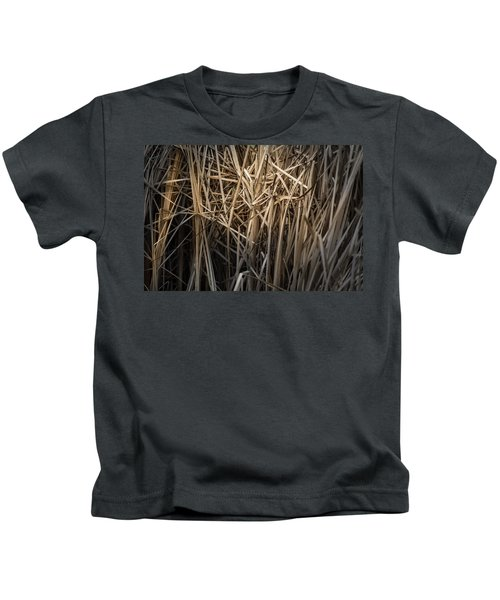Dried Wild Grass II Kids T-Shirt