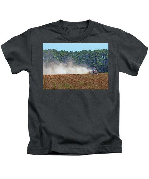 Dust Farming Kids T-Shirt