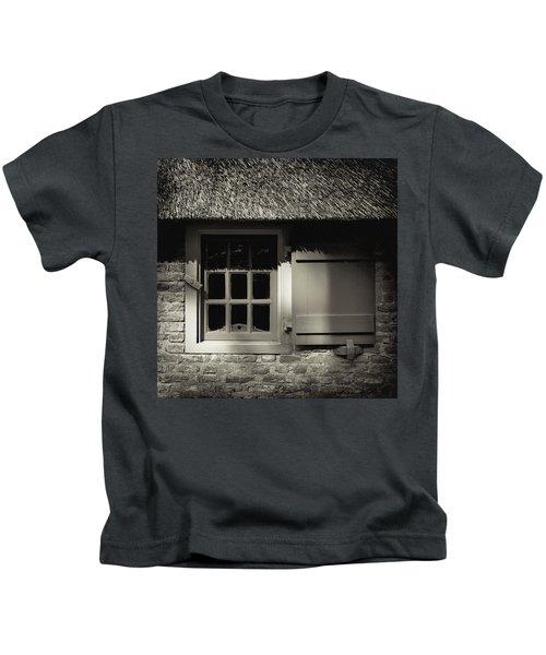 Dutch Farmhouse Window Kids T-Shirt