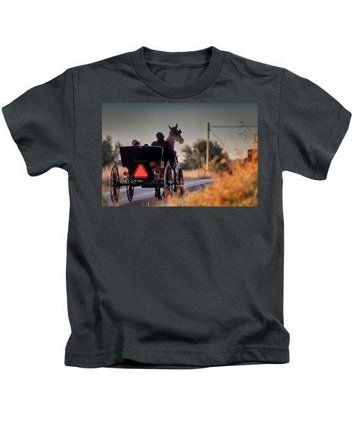 Early Moring Kids T-Shirt