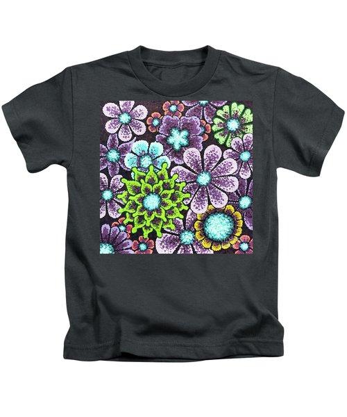 Efflorescent 12 Kids T-Shirt