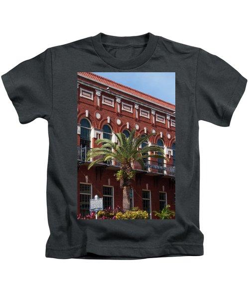 El Centro Espanol De Tampa Kids T-Shirt