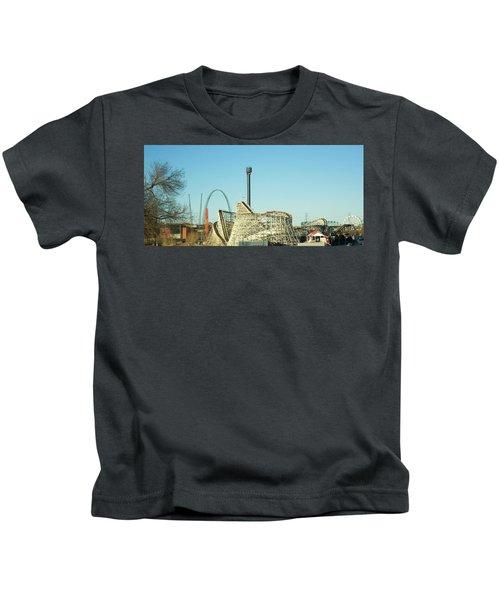 Elitch Gardens Theme Park 1 Kids T-Shirt
