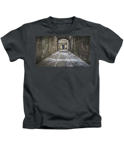 End Of The Tracks Kids T-Shirt