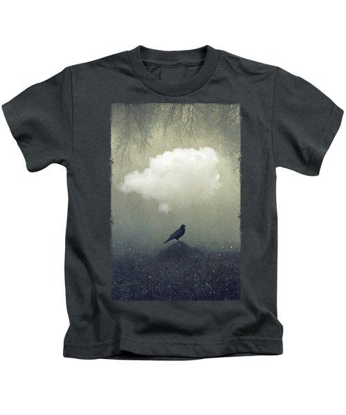 Enigma - Proud Raven Kids T-Shirt