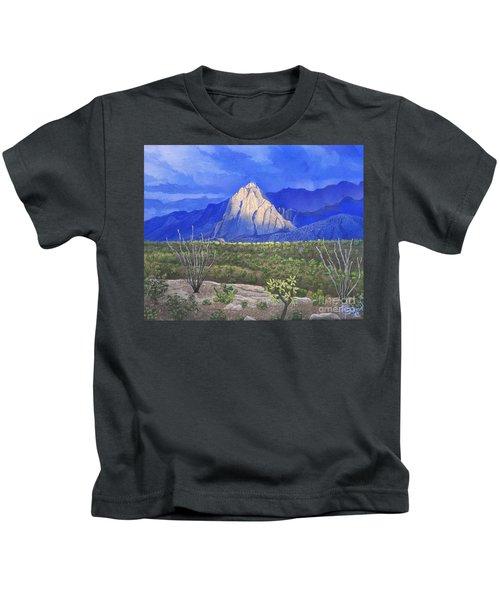 Epic Elephant Head Kids T-Shirt