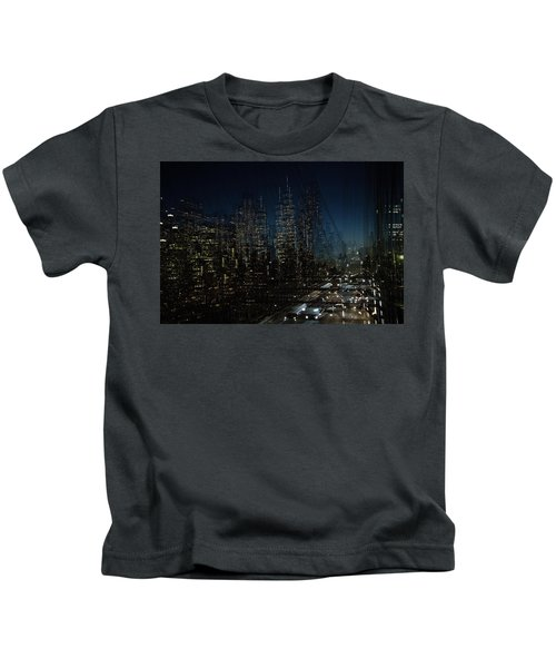 Escape From New York Kids T-Shirt