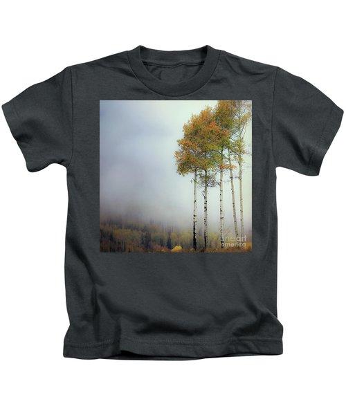 Ethereal Autumn Kids T-Shirt