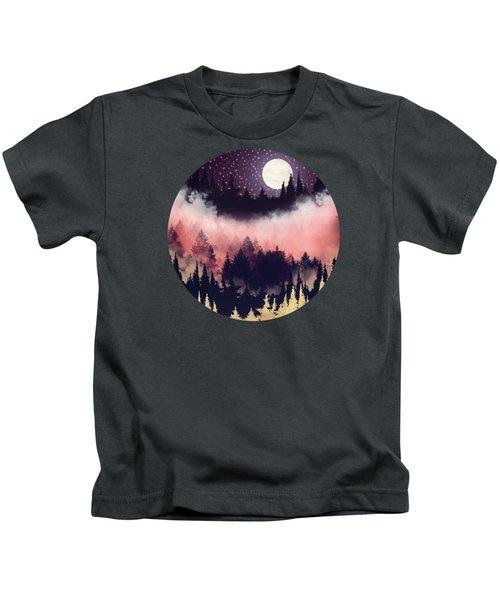 Evening Glow Kids T-Shirt