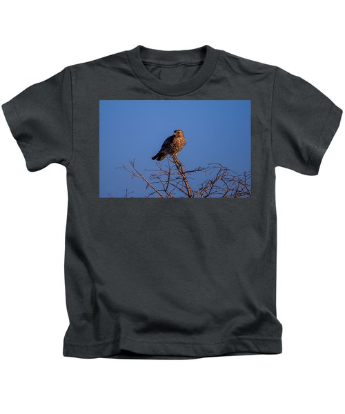 Evening Look Out Kids T-Shirt