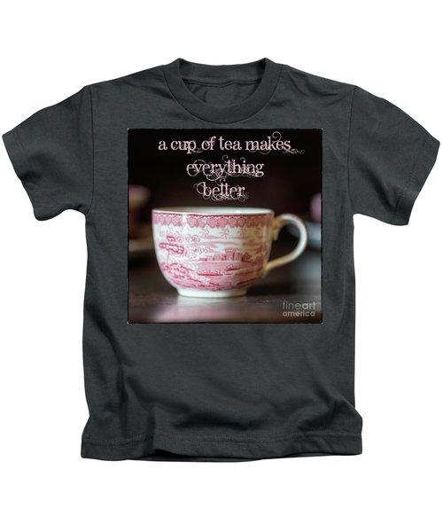 Everything Better Kids T-Shirt