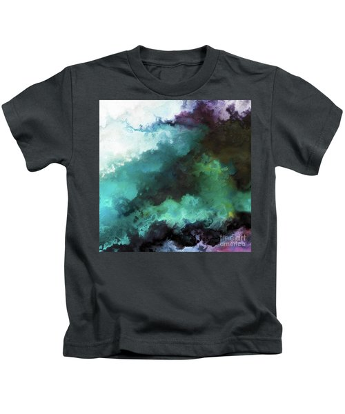 Exodus 14 14. The Lord Shall Fight For You Kids T-Shirt