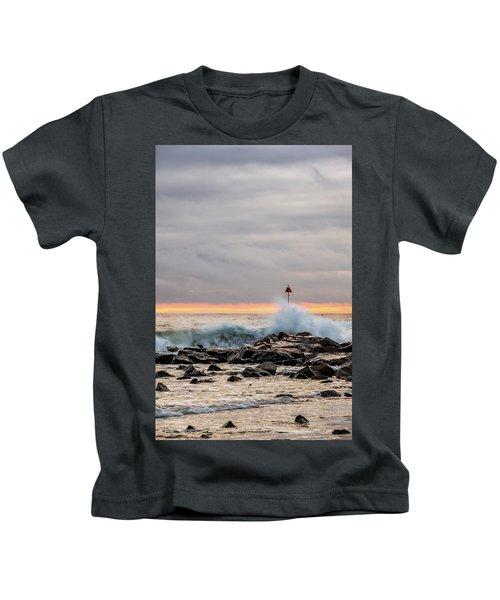 Explosive Sea 1 Kids T-Shirt
