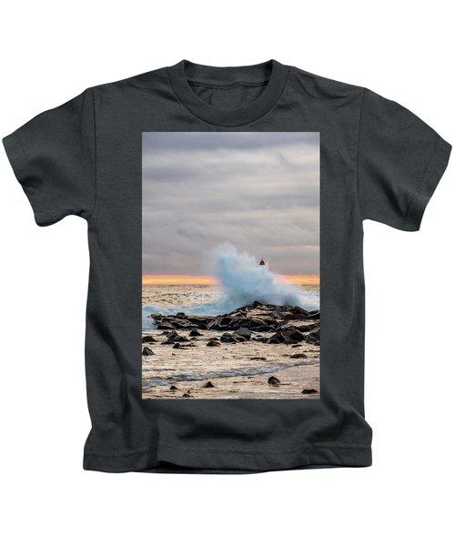 Explosive Sea 2 Kids T-Shirt