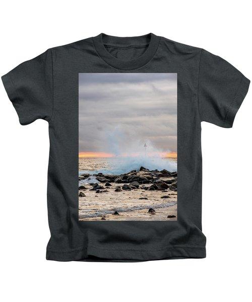Explosive Sea 5 Kids T-Shirt
