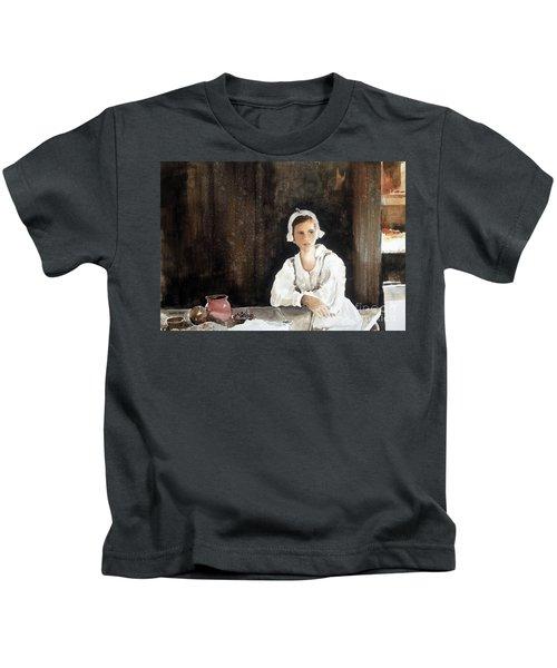 Fair Maiden Kids T-Shirt